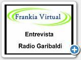 Conheça Frankia Virtual, entrevista R?dio Garibaldi-RS