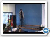 Claudio Marcellini  palestra para Professores em Agua
